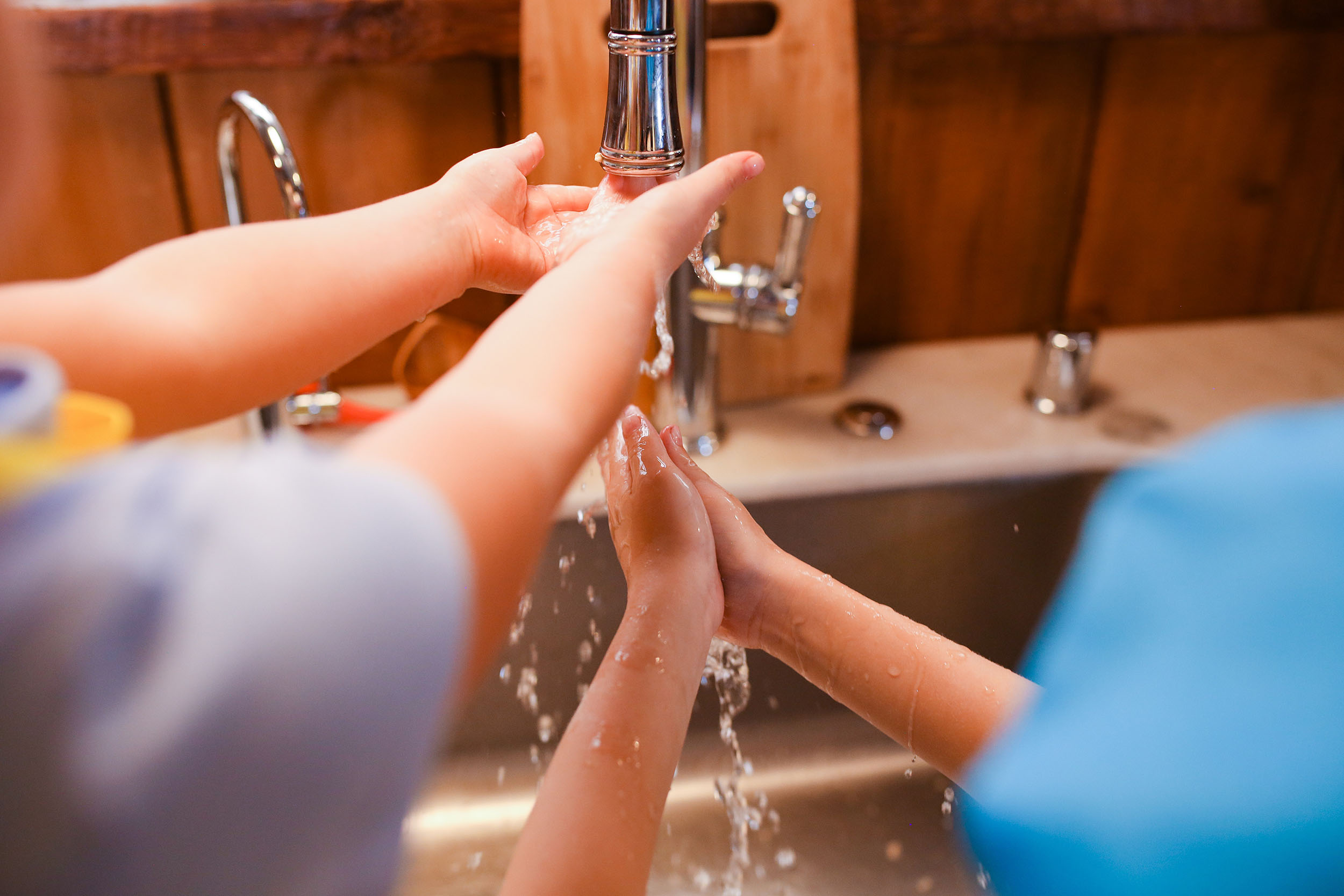 Research reveals water consumption changes during pandemic